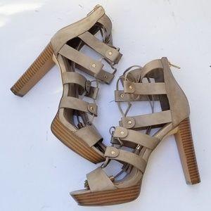 "Shoe Dazzle ""Johany"" sz 8.5"